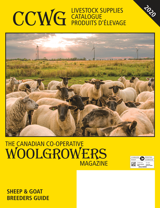2020 CCWG Livestock Supplies Catalague & Magazine