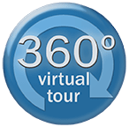 360 virtual tour of the roundhouse at CCWG Carleton Place Ontario